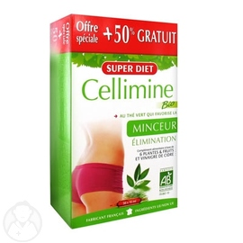SUPER DIET Cellimine - 20 ampoules + 10 OFFERTES - 30.0 unites - Minceur - Super Diet -140604