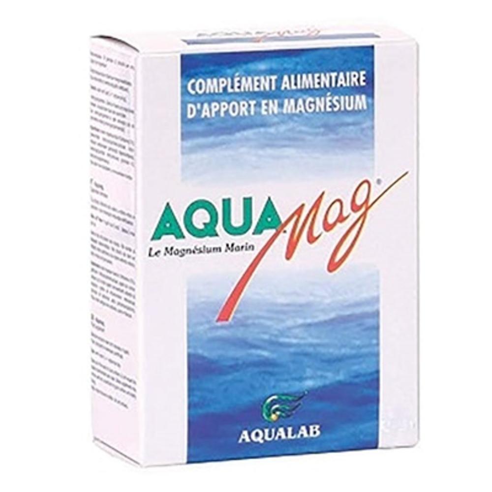 Superdiet aquamag - gélules - 80.0 unites - gamme oligocean - super diet -138450