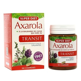 Superdiet axarola transit - 100 comprimes - 100.0 unites - transit - super diet Transit, digestion-4502