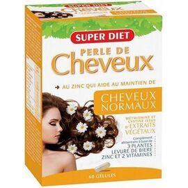 Superdiet perle de cheveux 60 gélules - 60.0 unites - cosmétique orale - super diet à la cystine et méthionine-4564