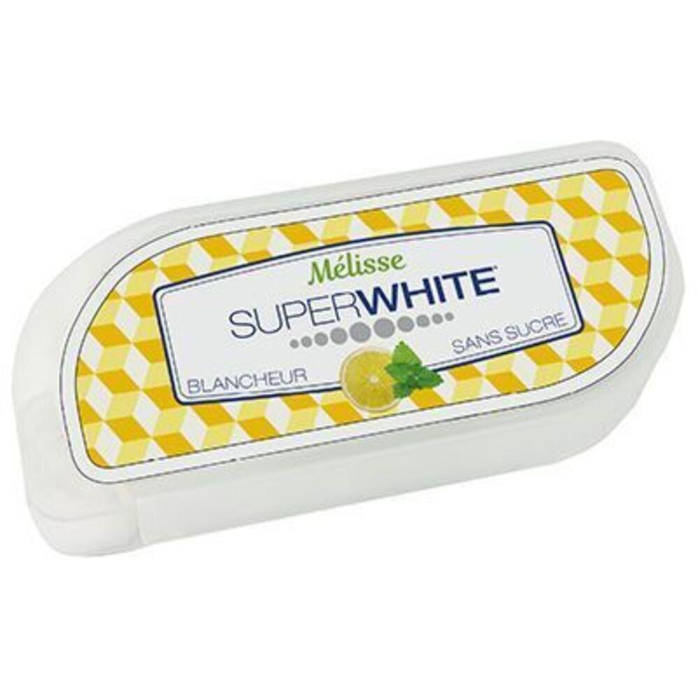 Superwhite 50 pastilles fraîcheur mélisse Superwhite-219615