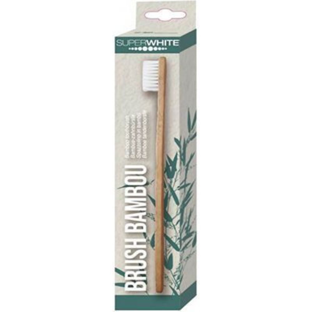 Superwhite brosse à dents en bambou - superwhite -222871