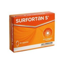 Surfortan s 30 capsules - surfortan -148090