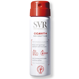 Svr cicavit+ sos grattage spray apaisant 40ml - svr -221035