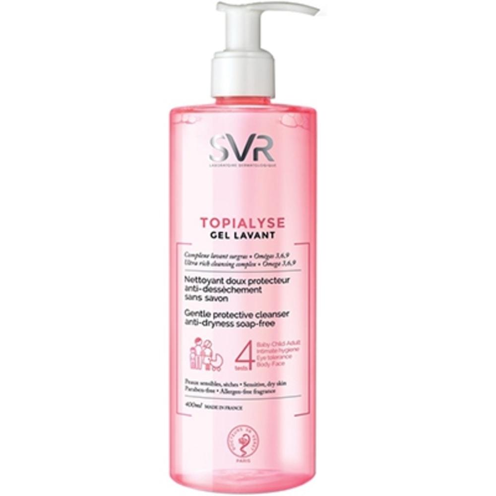Svr topialyse gel lavant - 400ml - svr -212656
