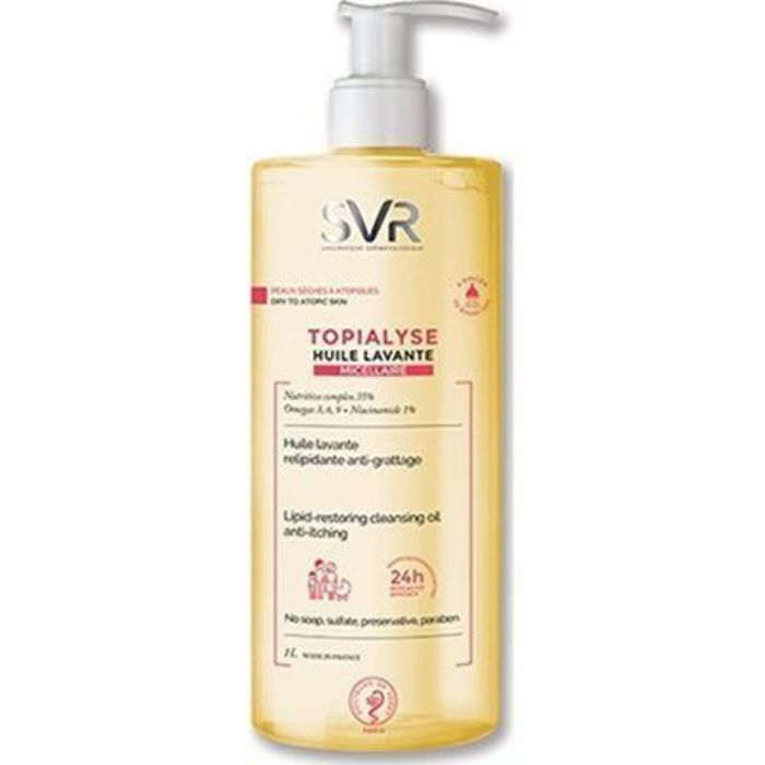 Svr topialyse huile lavante micellaire 1l Svr-222085