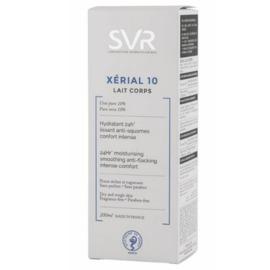 Svr xérial 10 lait corps - 200ml - 200.0 ml - svr -145537