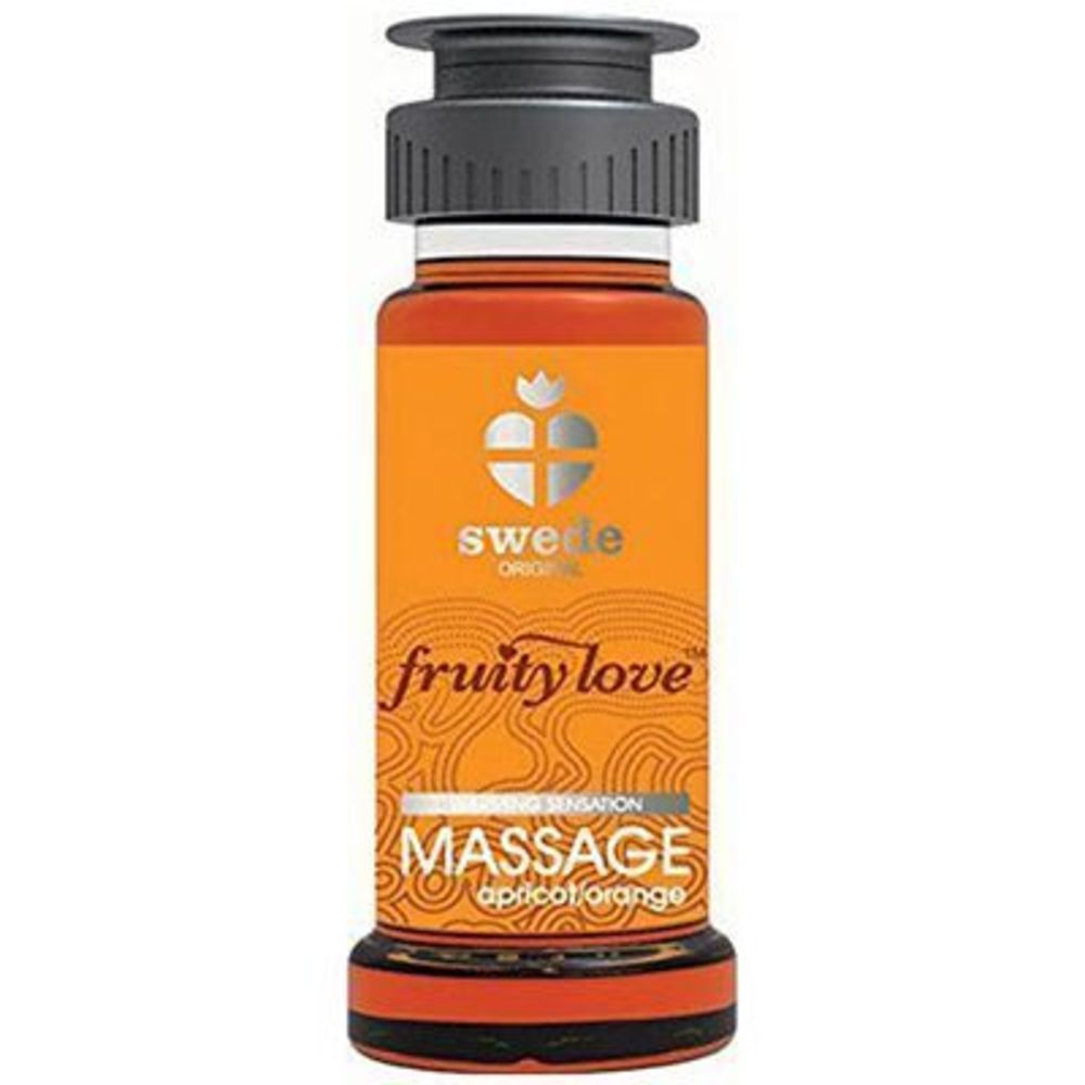Swede fruity love massage abricot/orange 50 ml - swede -220979