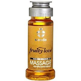 Swede fruity love massage vanille/cannelle 50 ml - swede -220982