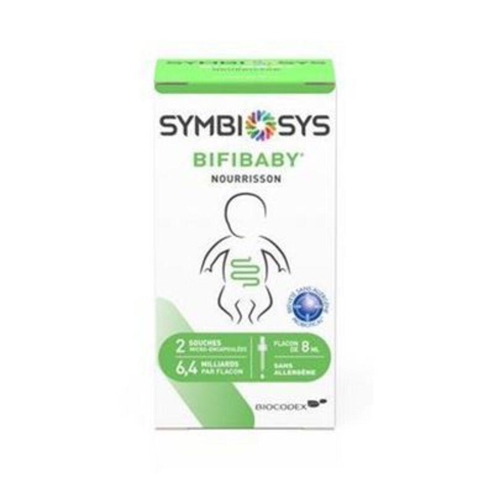 Symbiosys bifibaby nourrisson 8ml - biocodex -219471