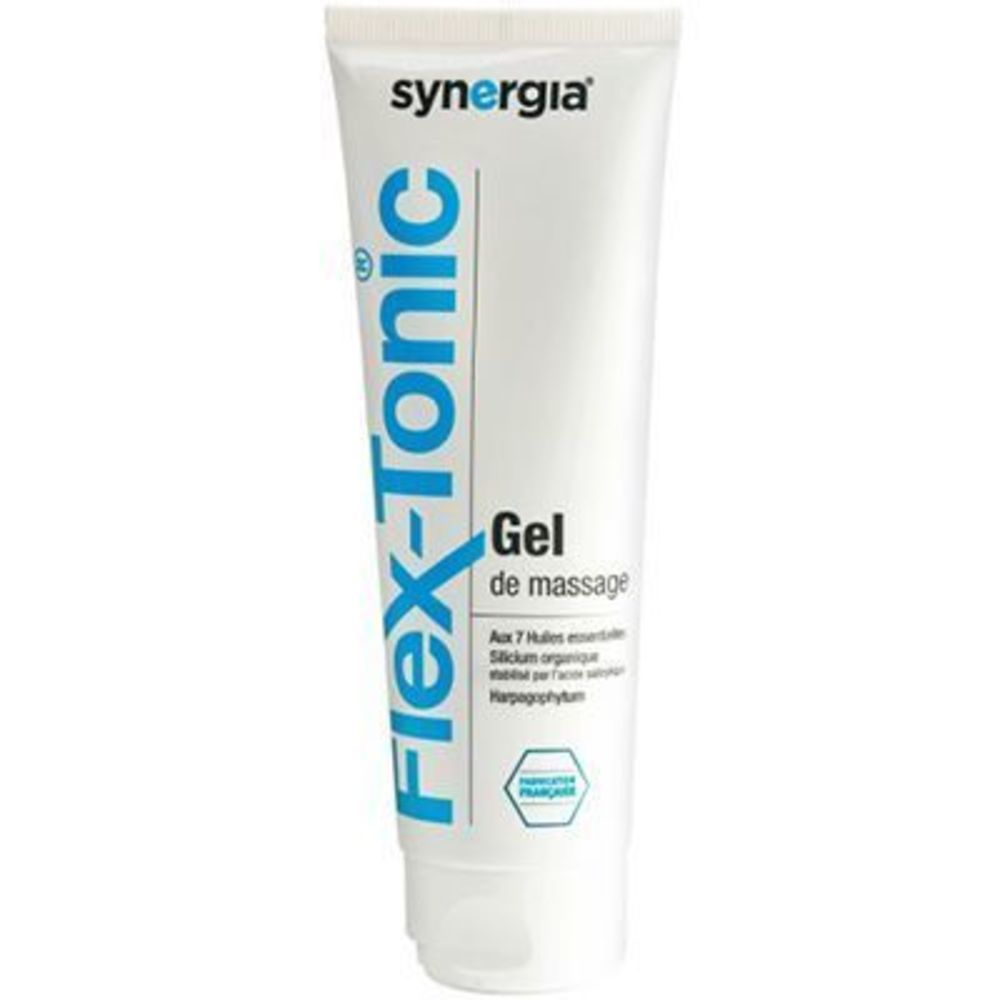 Synergia flex tonic gel de massage 120ml Synergia-224419