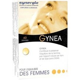 Synergia gynéa - 60 dragées - synergia -206560