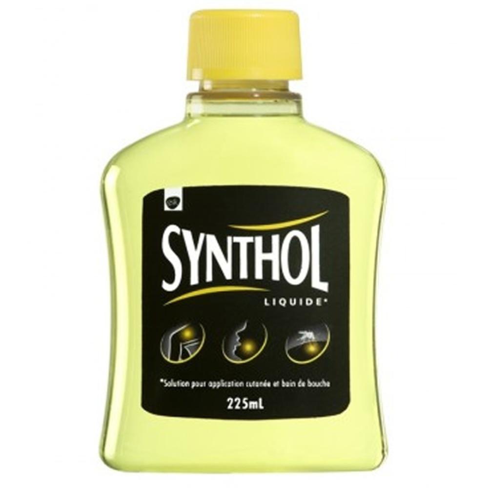 Synthol liquide - 225ml - laboratoire gsk -206984