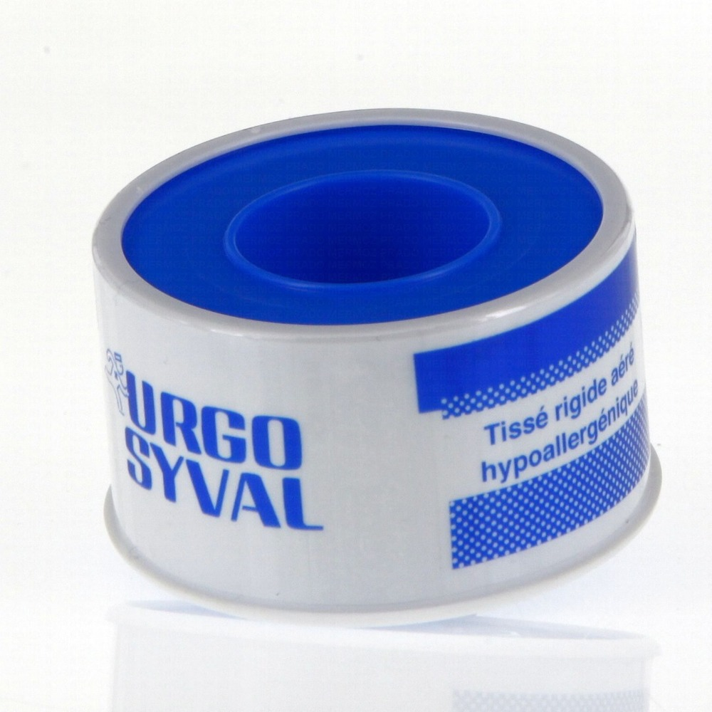 syval  5m x2,5cm - Urgo -148560