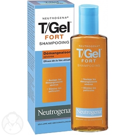 T/gel fort shampooing - 125.0 ml - antipelliculaires - neutrogena -3085
