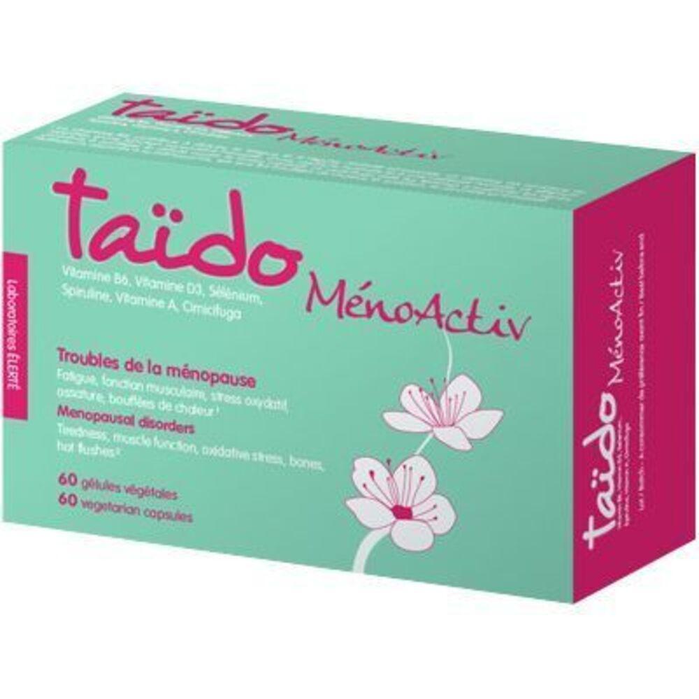 Taido ménoactiv 60 gélules - taido -222792