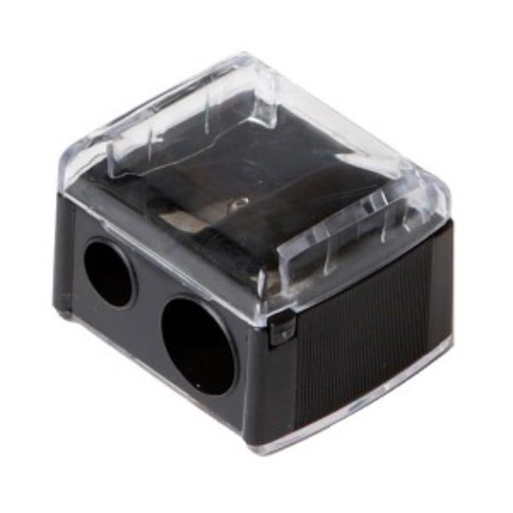 Taille crayons avec récuperateur - accessoires de maquillage pro - avril -139443
