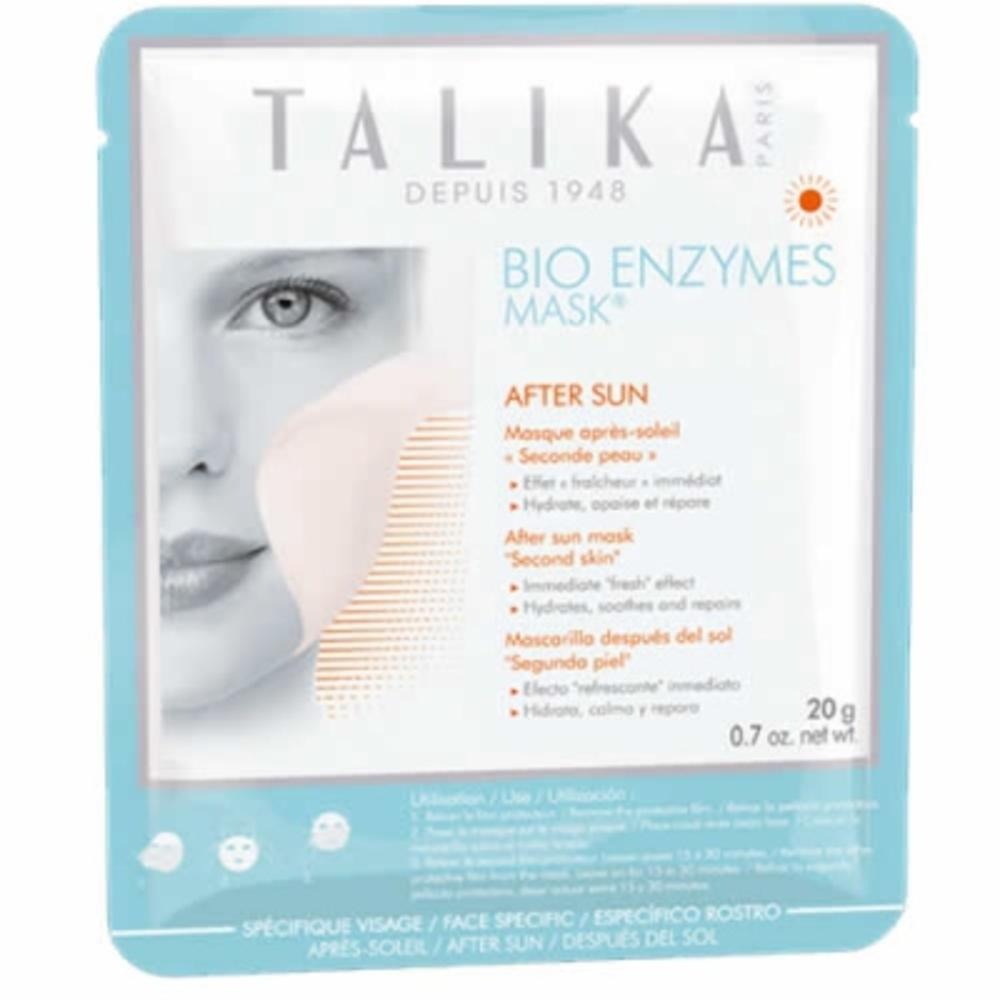 Talika bio enzymes mask masque après-soleil - talika -205675