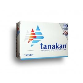 Tanakan - 90 comprimés - ipsen pharma -192773