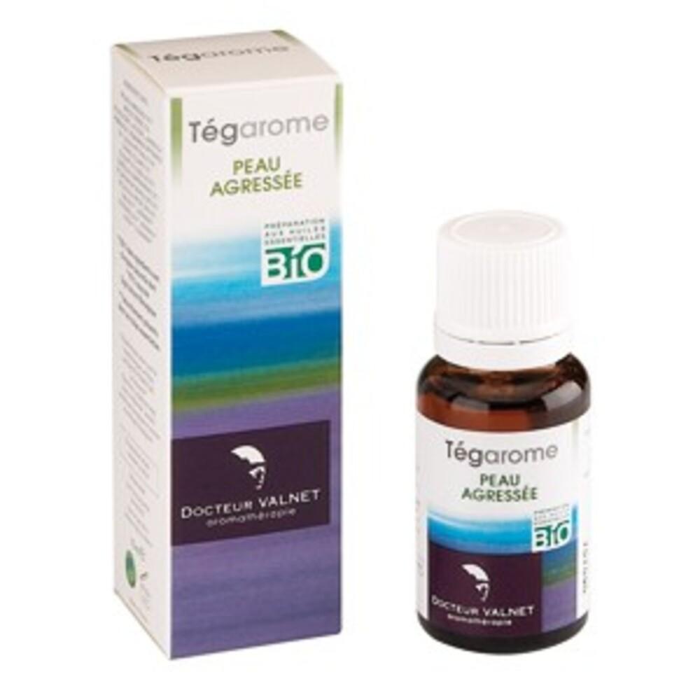 Tegarome - 15.0 ml - préparations aux he bio - dr. valnet Peau agressée-15124