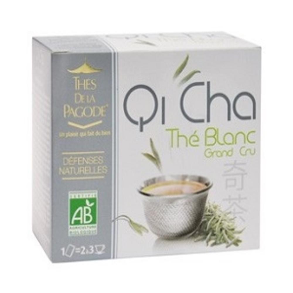 The de la pagode qi cha - 30 sachets - 30.0 unites - gamme santé - thés de la pagode Défenses naturelles-121025