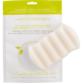 The konjac sponge co eponge corps blanc pur - the konjac sponge company -204812