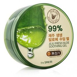 The saem gel d'aloe vera apaisant visage et corps 300g - the saem -220803