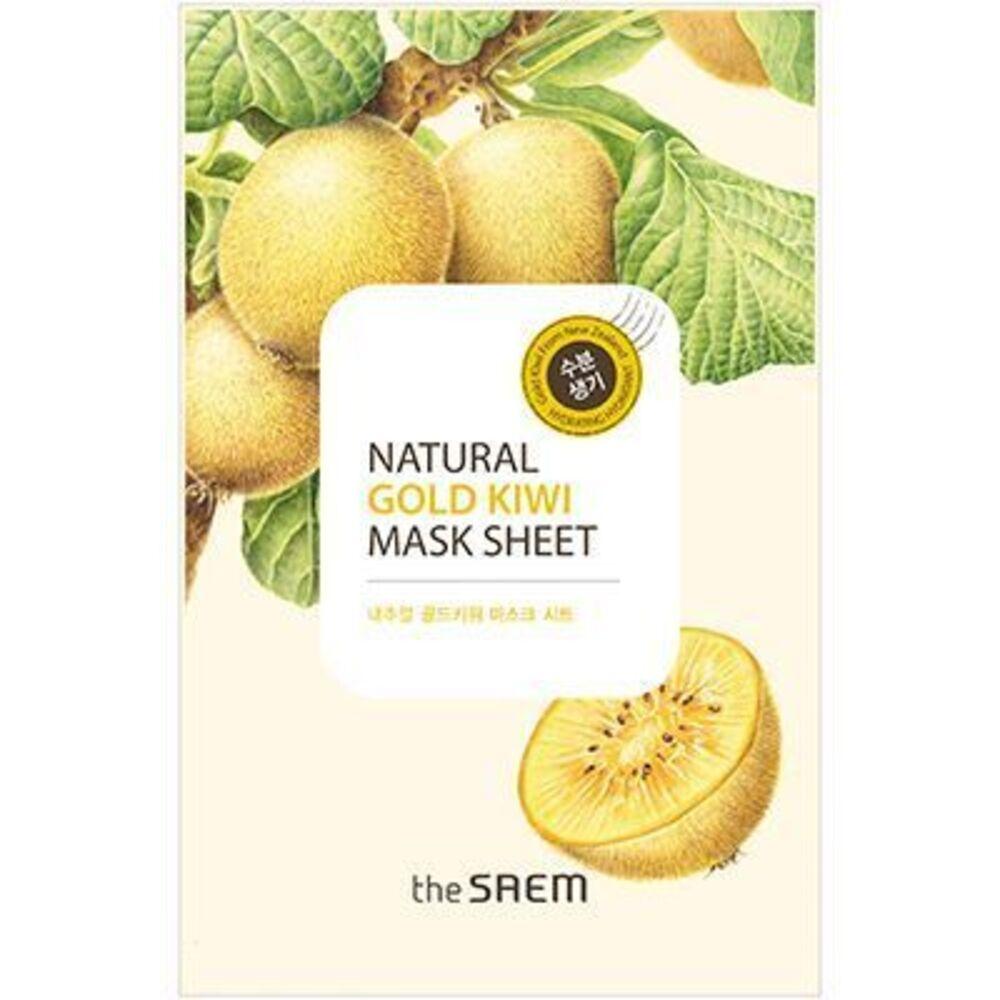 The saem masque visage au kiwi gold hydratant - the saem -220696