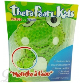 Therapearl kids coussin thermique grenouille - therapearl -190418