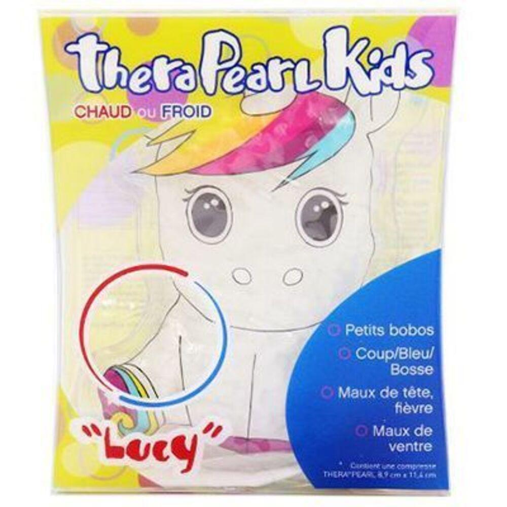 Therapearl kids coussin thermique licorne - therapearl -223481