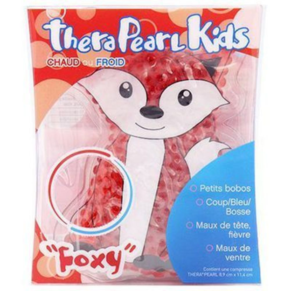 Therapearl kids coussin thermique renard - therapearl -223480