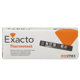 Thermotest révélateur de température - exacto -219583