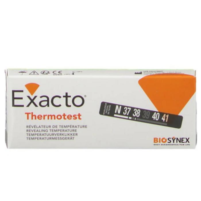 Thermotest révélateur de température Exacto-219583
