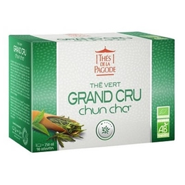 Thes de la pagode chun cha - 90 sachets - 90.0 unites - gamme santé - thés de la pagode Antioxydant-120796