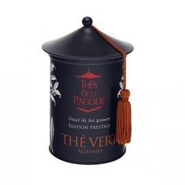 Thes de la pagode coffret thé vert agrumes - 100.0 g - gamme gourmet - thés de la pagode -126531