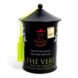 Thes de la pagode coffret thé vert fruit du dragon - thés de la pagode -201802