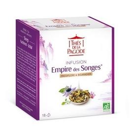 Thes de la pagode empire des songes - 18 infusions - thés de la pagode -210943