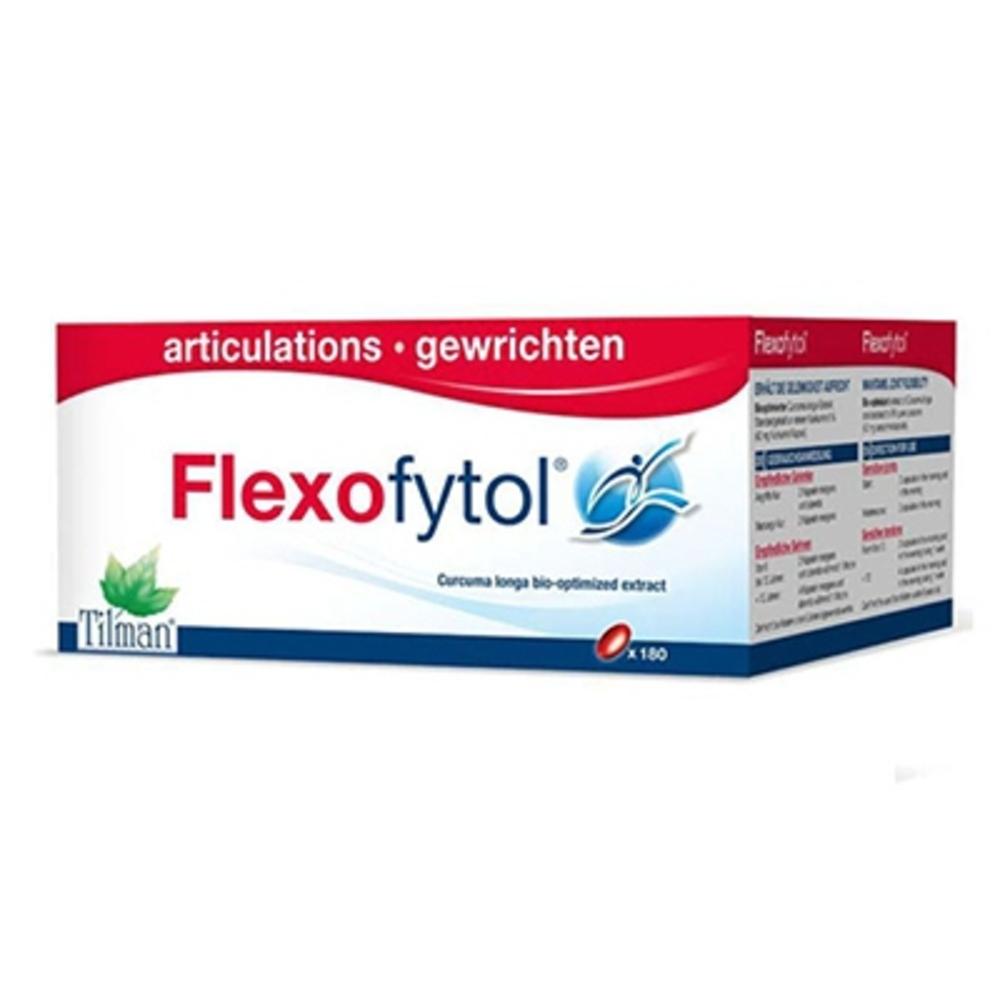 Tilman flexofytol - 180 capsules - tilman -202863