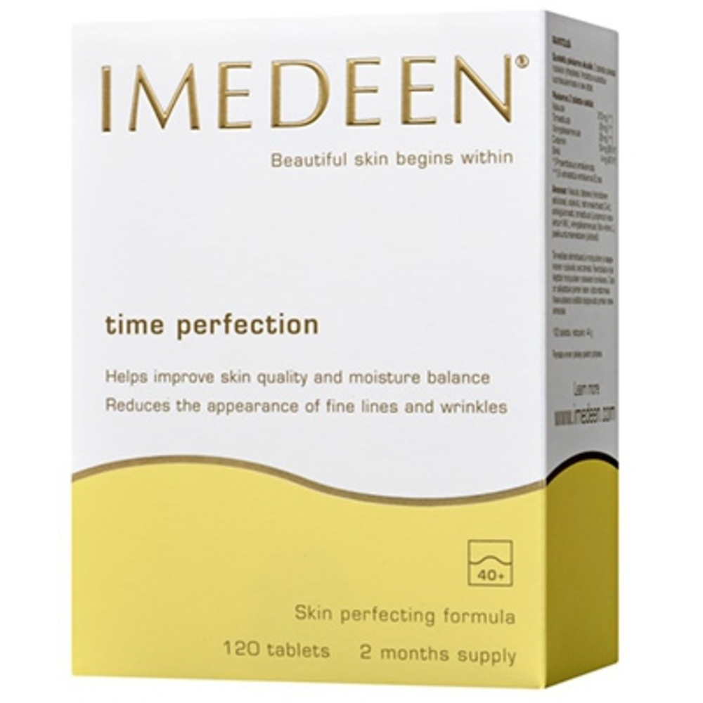 Time perfection 120 comprimés - imedeen -148497