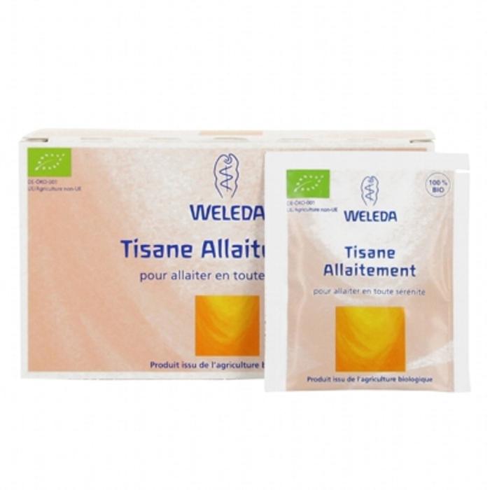Tisane allaitement Weleda-9725