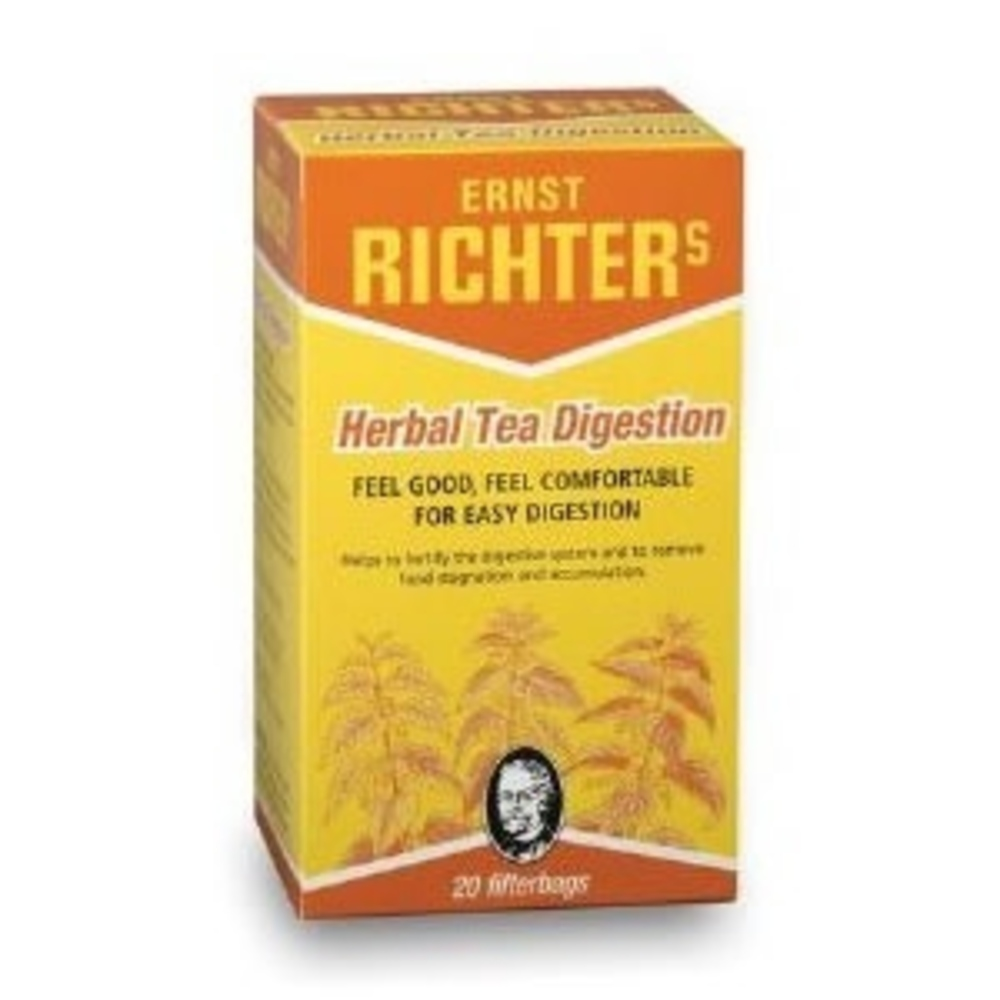 Tisane richter digestion - 20.0 unites - tisane richter Digestion plus facile-9871