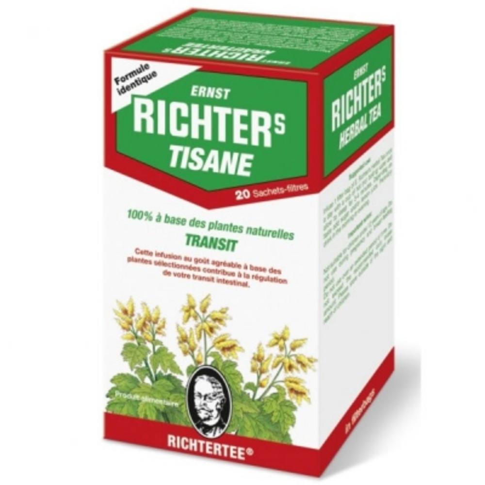 TISANE RICHTERS MINCEUR - 20.0 unites - Tisane Richter Votre poids idéal-9870