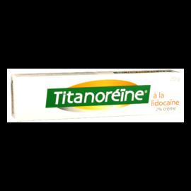 Titanoreine à la lidocaine 2% crème - 20g - 20.0 g - johnson & johnson -192993