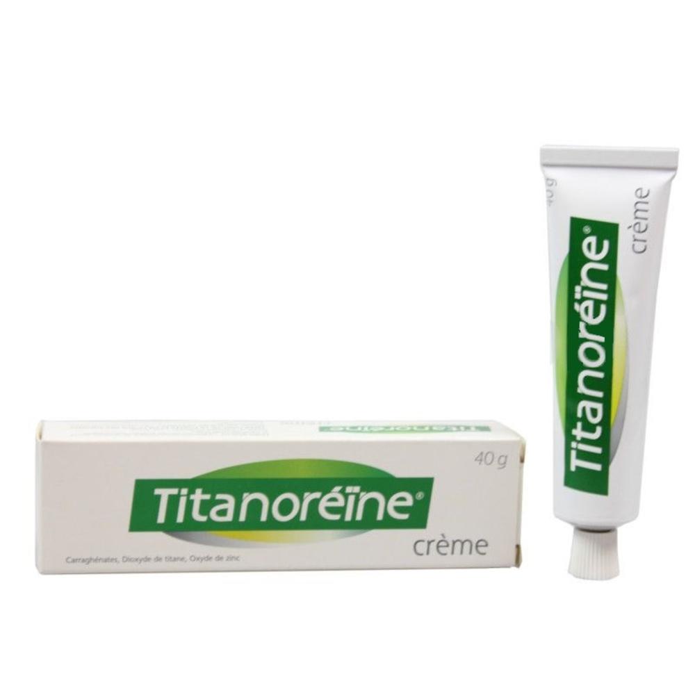 Titanoreine creme - 40g - 40.0 g - johnson & johnson -192874