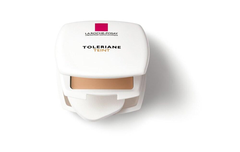 Toleriane teint compact ivoire 10 - 9.0 g - tolériane teint - la roche-posay Unifie le teint et corrige parfaitement les imperfections-99854