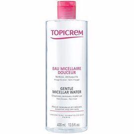 Topicrem eau micellaire douceur 400ml - topicrem -216858