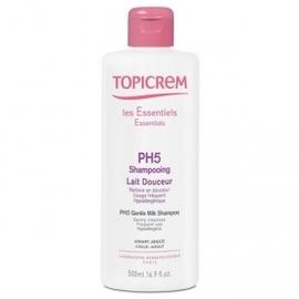 Topicrem ph5 shampooing lait douceur - 500 ml - topicrem -197894