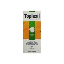 Toplexil sirop - 150.0 ml - sanofi -192845