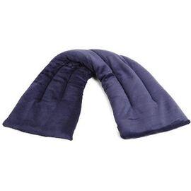 Tour de cou bandeau bouillotte bleu nuit - pelucho -223278