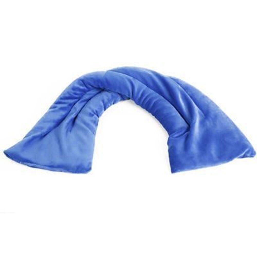 Tour de cou bandeau bouillotte bleu roi Pelucho-223279